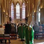 Abtei Tholey: Konvent feiert Wiedereröffnung mit Pontifikalamt