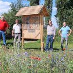 St. Wendel bietet Insekten ein Zuhause