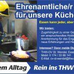 """""""Ohne Mampf kein Kampf"""" – THW St. Wendel sucht Unterstützung"""