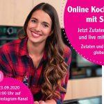 Online-Kochkurs mit Sally und Globus St. Wendel am Mittwoch