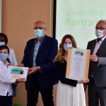 Erste Fairtrade School im Landkreis – Gemeinschaftsschule Nohfelden-Türkismühle zeigt FAIRantwortung
