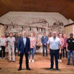 Gerald Linn bleibt Vorsitzender der SPD Freisen