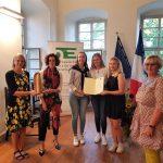 Weimarer-Dreieck-Preis für Europäische Akademie Otzenhausen
