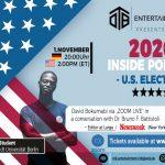 """""""Make America great again"""" – David Bokumabi diskutiert mit dem US-Amerikanischen Chefredakteur Dr. B.F. Battistolli über die Präsidentschaftswahlen"""