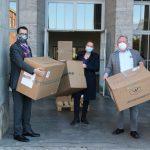 Bildungs- und Umweltministerium stellen Schulen zusätzliche 1,3 Mio. Masken zur Verfügung
