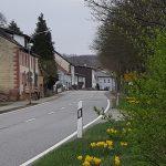 Verkehrsberuhigenden Maßnahmen in Eitzweiler