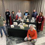 Saarländischer Bildungspreis für das IT-Team des Cusanus-Gymnasiums