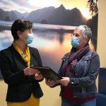 Leiterin der Klinik Saarwald verabschiedet sich zum Jahresende