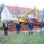 Neubau des Remmesweiler Feuerwehrgerätehauses beginnt