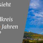 Der Landkreis St. Wendel in 10 Jahren. Talkrunde am Donnerstag, 14.1. um 17 Uhr