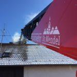 Kaminbrand in Oberthal