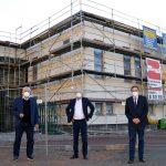Innenminister unterstützt Neubau am Wendalinum mit 425.000 Euro