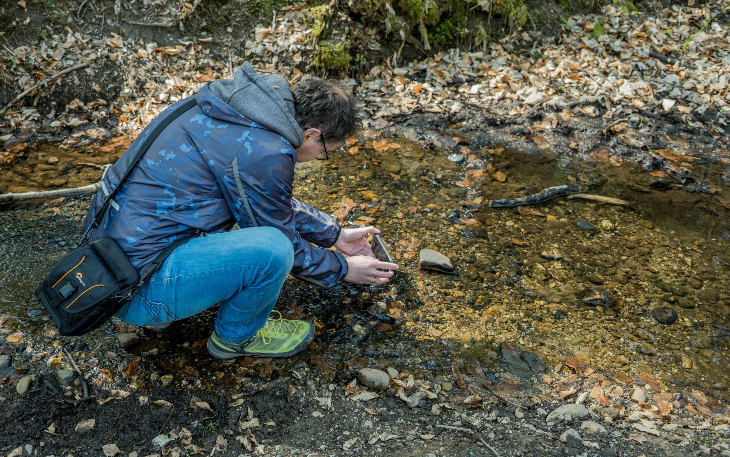 Lebensraum Wasser im Saarland – Umweltminister Jost stellt saarländischen Umwelt-Fotopreis vor