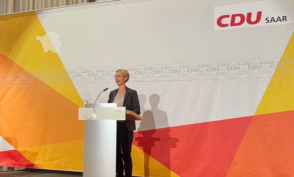 Nominierung Nadine Schön Bundestag