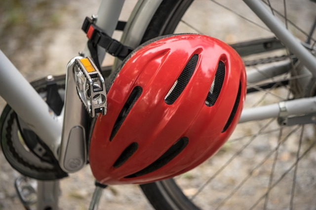 Helm, Fahrradhelm