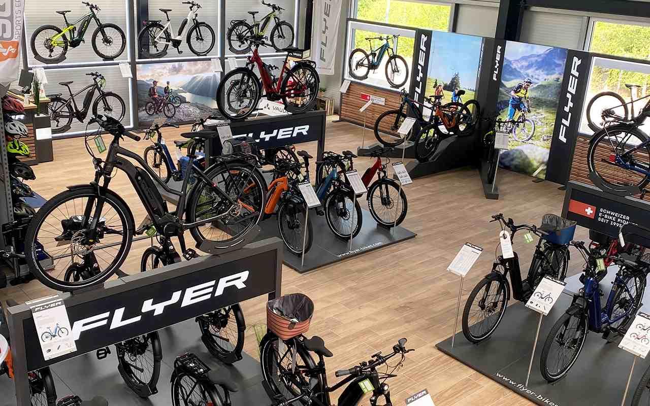 E Bikes Reisemobile Dörr