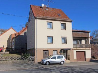 Einfamilienhaus mit viel Platz - Leitersweiler - 92.000 € - mehr Infos